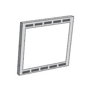 Brandt KMW20X1E   Kit Du0027encastrement Pour Micro Ondes