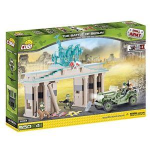 Cobi 2463 - Small Army Bataille de Berlin (550 briques)