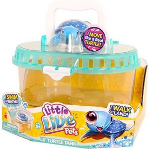 Kanaï Kids Little Live Pets Aquarium avec tortue Stella la magique