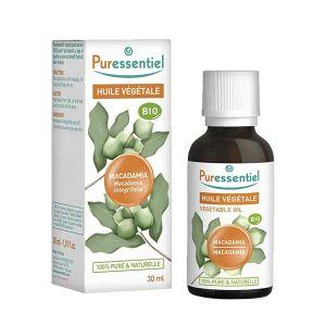 Puressentiel Huile Végétale Macadamia Bio 30ml
