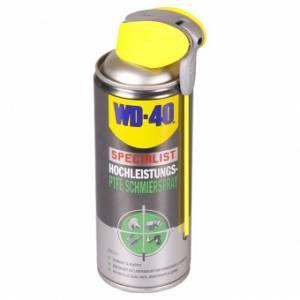 WD-40 Specialist Ptfe Schmierspray 400 Millilitres Pulvç Risateur