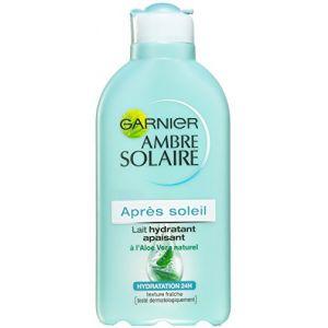 Garnier Ambre Solaire - Lait hydratant après soleil
