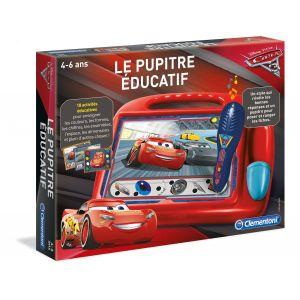 Clementoni Pupitre éducatif Cars 3