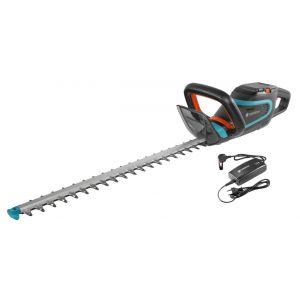 Gardena 09860-20 - Taille-haies sans fil PowerCut Li 40/60
