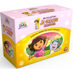 Dora l'exploratrice - Ma collection : Je grandis avec Dora