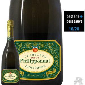 Image de Philipponat Champagne AOP, brut - La bouteille de 75cl