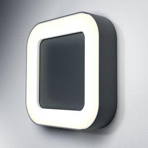 Osram Square Gris Foncé - Applique/plafonnier extérieur Endura Style 13W