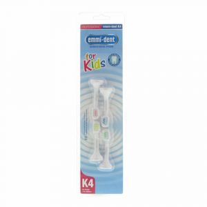 emmi-dent K4 - Tête de brosse à ultrasons pour enfant