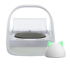 Surefeed Distributeur d'aliment Connect - Blanc - Pour chat
