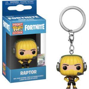 Funko Pop! Keychain: Fortnite S1a - Raptor