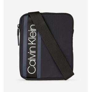 Calvin Klein Clash Flat Crossover Bag