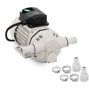 MSW Pompe Auto-Amorçante À Membrane -AOP40 (40 l/min 2800 tr/min 550 W 230 V Avec Pressostat Pour Urée Solution Uréique)