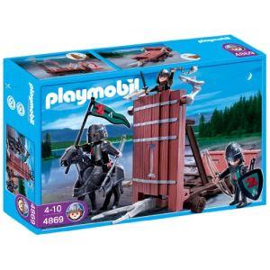 Playmobil 4869 - Chariot d'assaut des chevaliers du faucon