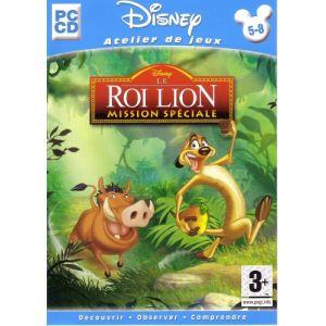 Le Roi Lion : Mission spéciale, 5-8 ans [Windows]