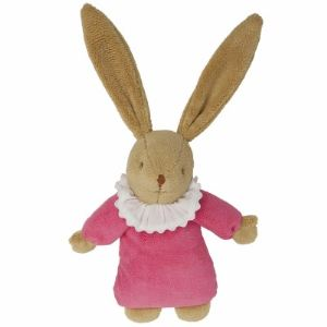 Trousselier Lapin musical Nid d'ange 25 cm
