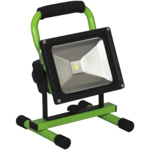 Ranex XQ1280 - Projecteur LED rechargeable 12 W