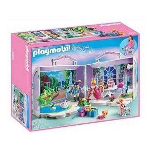 Image de Playmobil 5359 Princess - Pavillon royal transportable