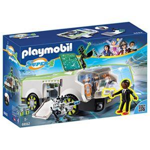 Image de Playmobil 6692 Super4 - Techno caméléon avec gene