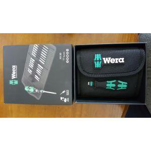 Wera 059295 - Kraftform Kompakt 60 17 pièces