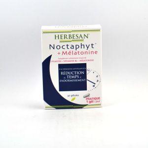 Herbesan Noctaphyt + Mélatonine 30 gélules