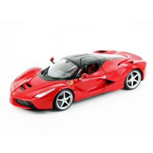 Bburago 16001r - Ferrari Laferrari 2014 - Echelle 1/18