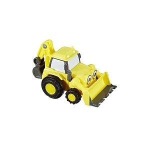 Mattel Véhicule à rétrofriction Scoup Bob le Bricoleur (DGY50)