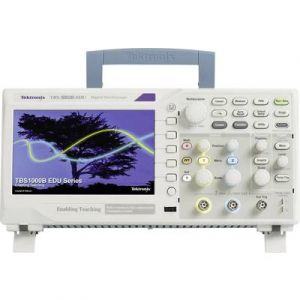 Tektronix Oscilloscope numérique TBS1102B-EDU 100 MHz 2 Géch/s 2.5 kpts 8 bits 2 canaux
