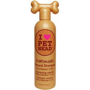 Pet Head Oatmeal - Shampoing peau sensible pour chien