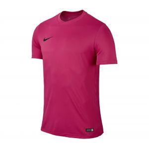 Nike Maillot de Football Park VI Rose/Noir Enfant - Rouge - Taille Boys S: 128-137 cm