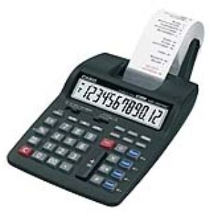 Casio HR-150TEC - Calculatrice imprimante 2 lignes/scd