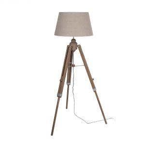 Corep Augustin - Lampadaire trépied télescopique 160 cm