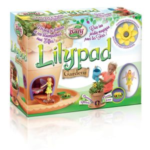 Megableu Coffret : Mon jardin nénuphar Lilypad Gardens