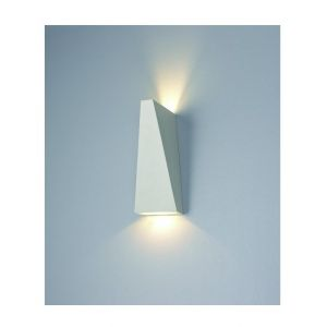 Ecolife Applique Murale LED - KHEOPS - 10W - IP65-Blanc Chaud 2800 - 3200K