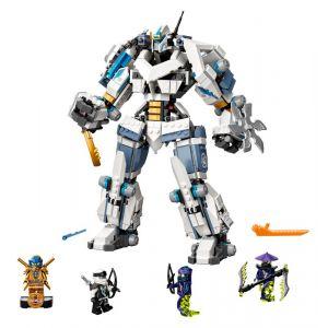 Lego NINJAGO 71738 Le robot de combat Titan de Zane
