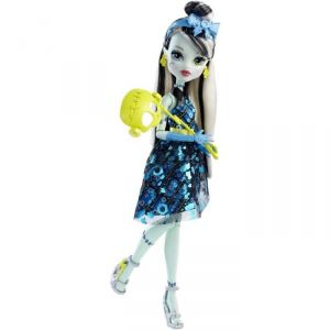 Mattel Monster High Goule Séance Photo Frankie