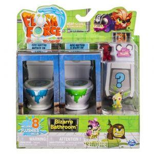 Spin Master Flush Force Pack de 8 Flushies (modèle aléatoire)