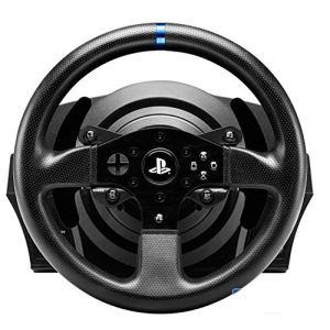 ThrustMaster T300RS - Volant retour de force 1080° et pédalier pour PS4, PS3 et PC