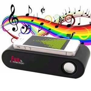 CMP Enceinte Amplificateur pour iPhone Smartphone Mp3 Haut Parleur