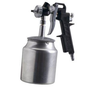 Ferm ATM1040 - Pistolet à peinture basse pression