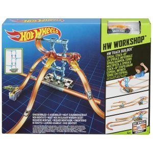 Mattel Hot Wheels - La spirale infernale