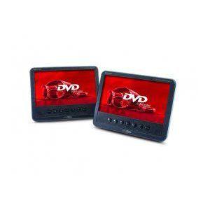 """Caliber MPD278T - Set de 2 lecteurs DVD TFT LCD portables 7"""""""