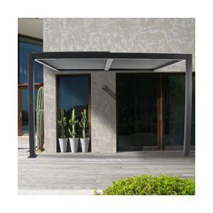 pergola aluminium comparer 599 offres. Black Bedroom Furniture Sets. Home Design Ideas