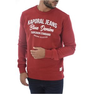 Kaporal Sweat Fuol Neo Red - Couleur Rouge - Taille M