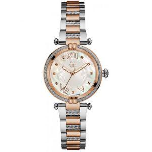 Guess Y18002L1 - Montre pour femme avec bracelet en acier