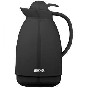 Thermos Mug isotherme CARAFE PUSH BLACK 077397