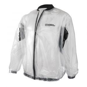O'neal Veste de pluie Splash Rain transparente - 2XL