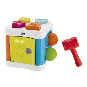 Chicco Jouet déveil Cube à formes 2 en 1