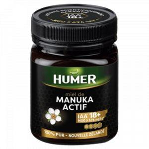 Urgo Humer miel de manuka actif IAA 18+ 250g