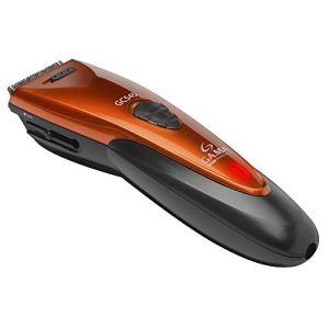 Gama GC545 - Tondeuse cheveux et barbe rechargeable et sur secteur