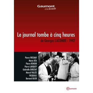 Le journal tombe à cinq heures